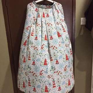 Blossom box store long skirt