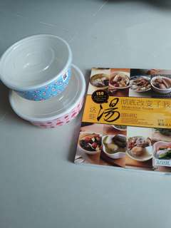 Miraculous Soups and Food container
