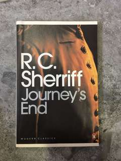 Journey's End by RC Sherriff
