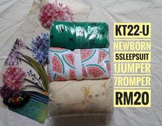Romper Sleepsuit Newborn