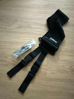 DiMarzio 3in Cliplock Strap