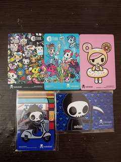 BN Tokidoki EZLINK card without value: $15 EACH include normal post or Take all 5 for $68 include normal post