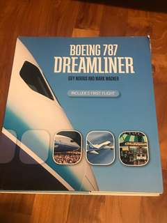 Boeing 787 Dreamliner book