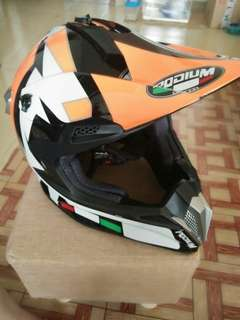 New Full Face Helmet
