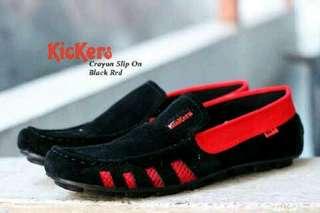 Sepatu kickers rayon
