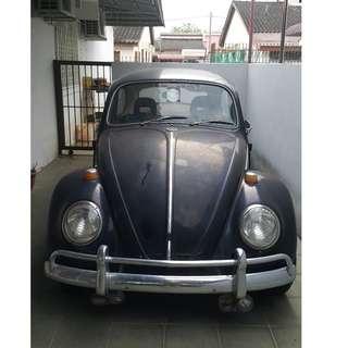 1966 Volkswagen Beetle 1.3 (M)   -   AH 5151