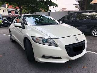 Honda CR-Z 2012 (M) Tip Top condition like new