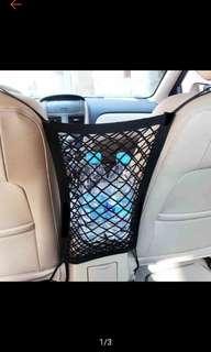 汽車椅間隔離網
