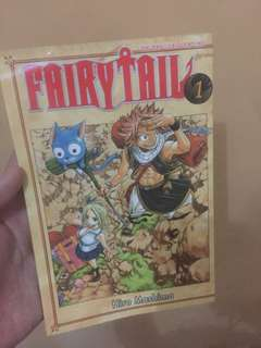Fairy Tail vol 01