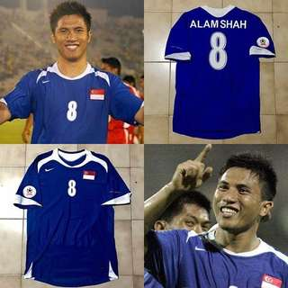 Singapore AFF Cup 2007 Jersey