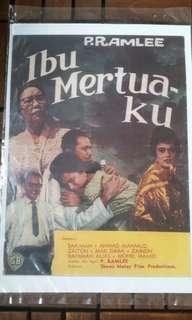 Ibu Mertua Ku Poster