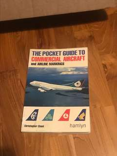 Pocket guide to commercial aircraft and airline markings