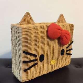 Kitty 竹籐包