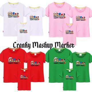 Family/Couple Tee (CMM-FCT)