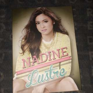 Nadine lustre CD