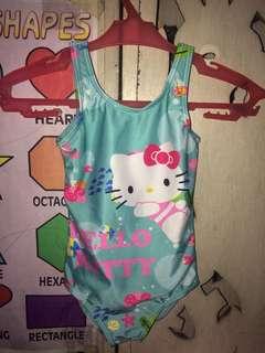 Hello Kitty Swimsuit (one piece)