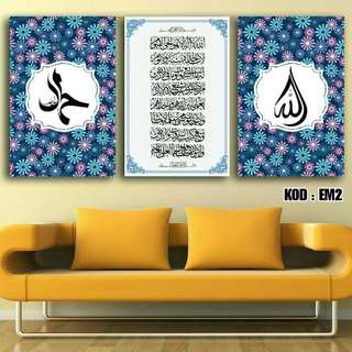 Frame Canvas Murah