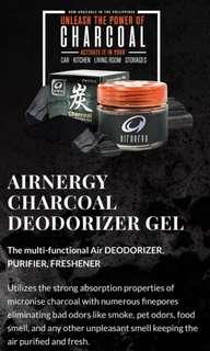Charcoal deodorizer