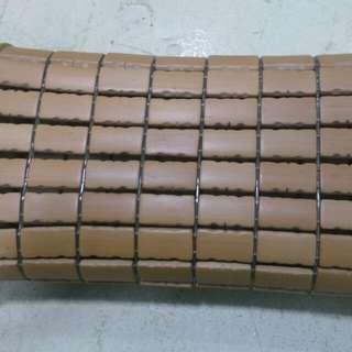 木枕頭wood pilow