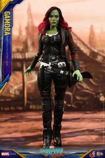 Hot Toys MMS483 Guardians of the Galaxy Vol 2 – 1/6 scale Gamora PreOrder