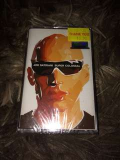 Joe Satriani-Super colossal(2006) sealed
