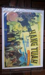 Hang Tuah Poster