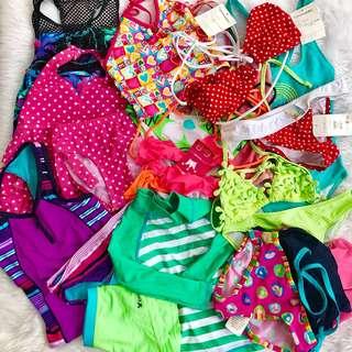 Brand new kids swimwear