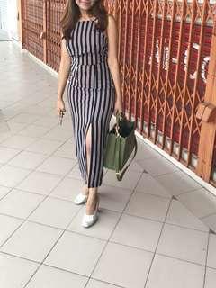 Zalora Midi dress with slit
