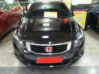 Honda Accord 2.4 VTIL 2008 matic bensin siap pakai