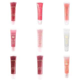 Lancôme juicy tube ultra shiny lip gloss (9 colors available)