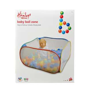 Hamley's Baby Ball Zone (100 balls inclusive) (ball pit)