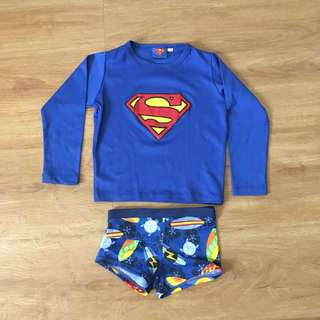 Superman Swimming Bundle