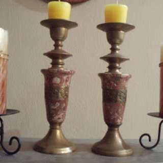 Tembaga Candle Holder