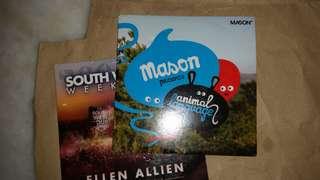 Mason presents animal language Audio CD electronic/dance/edm DJmag #20under