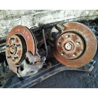 Suzuki swift sport Disc Brake zc31s japan