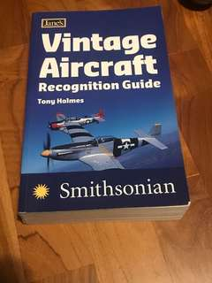 Jane's Vintage aircraft recognition guide