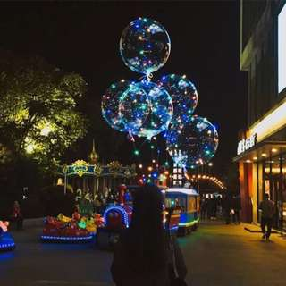 Cleanrance Sale !!! Led Balloons Decoration birthday party