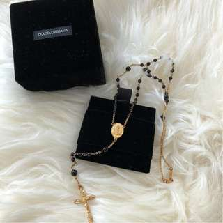 Dolce & Gabbana Christ Long Necklace