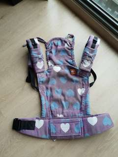 Tula full WC love lilas standard carrier