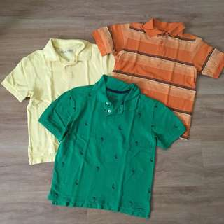 Cherokee Basic Polo Shirt Bundle