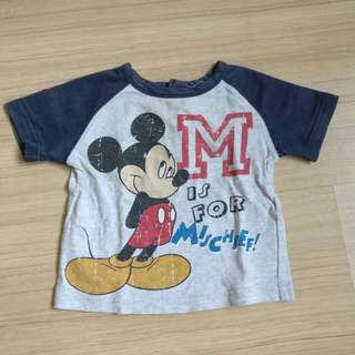 Disney baby boy T shirt
