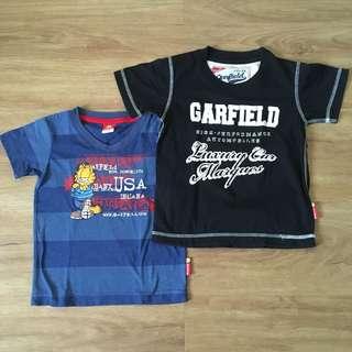 Garfield Tshirt Bundle