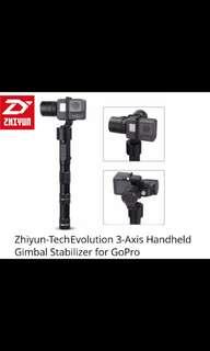 ZhiYun Evolution 3-Axis Handheld Gimbal Stabilizer for GoPro