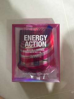 Olive Young X Dr Jart Energy Action Kit