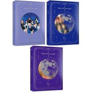 GFRIEND 6th Mini Album 'Time for the moon night' - 3 VER