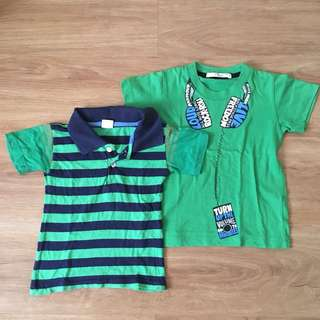 Green Shirt Bundle