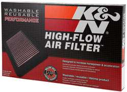 KN AIR FILTER ( MITSUBISHI MONTERO 2016 )