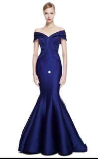 Mermaid prom dress / dinner gown (30% discount)