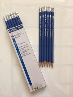 STAEDTLER HB2 pencil