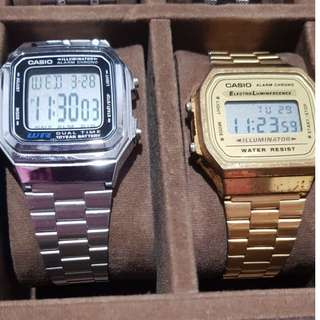 Jam CASIO (Bundle)